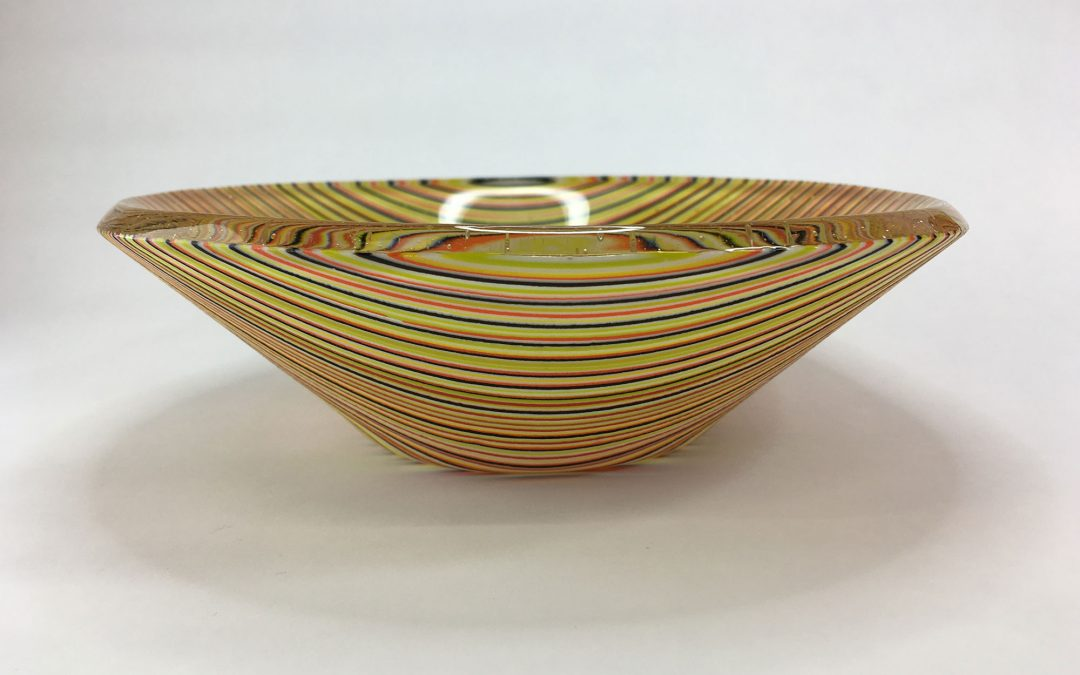 Bowl with 0.5mm Stringer