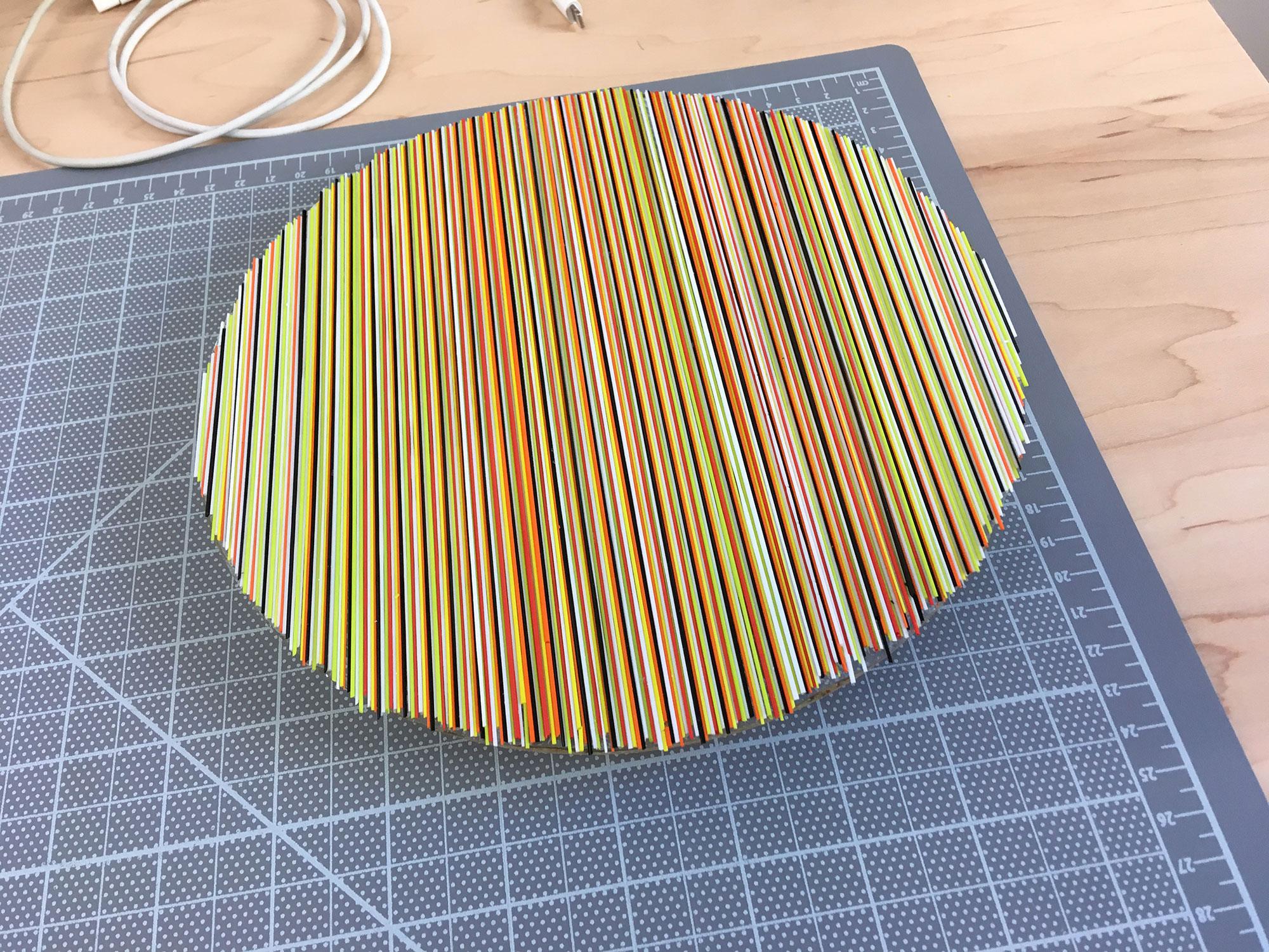 Glued Stringer