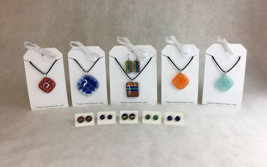 Pendants and Earrings