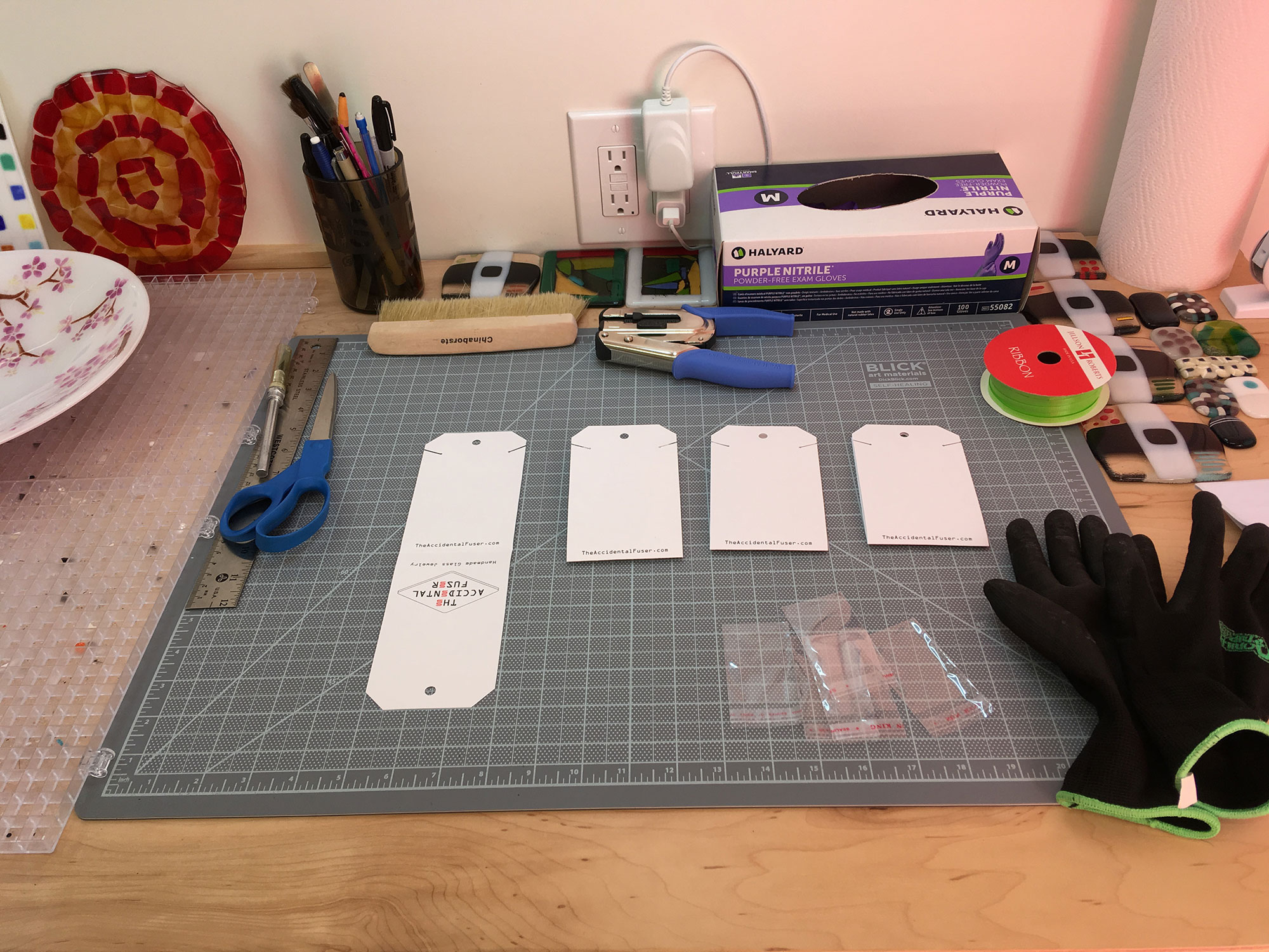 Setting Up the Display Cards