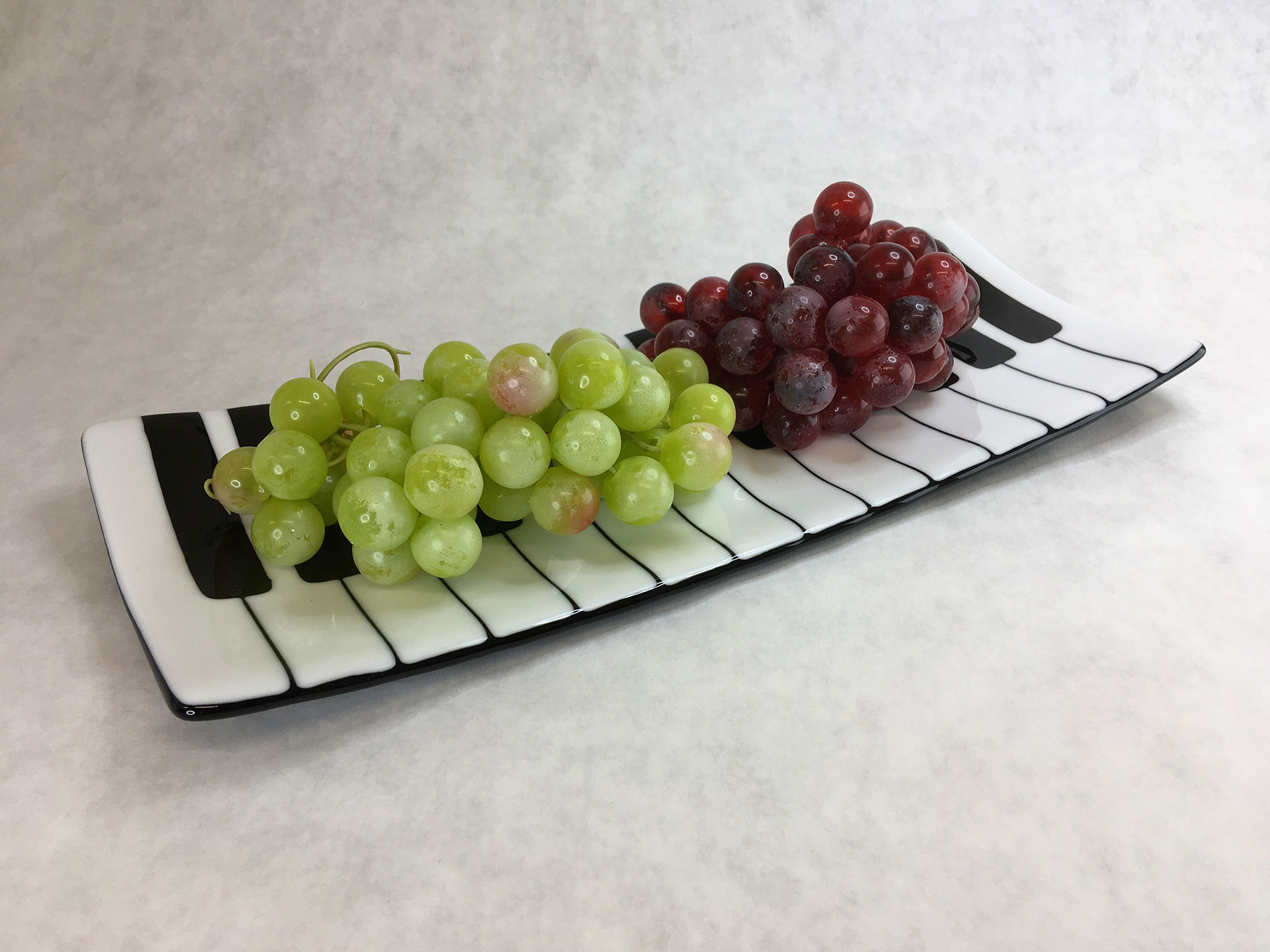 With Grapes